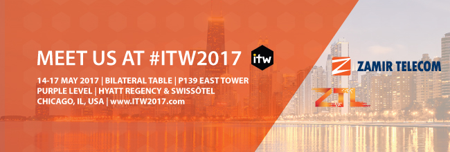 Zamir Telecom at ITW 2017